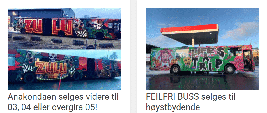 russehjelpen russebuss annonse